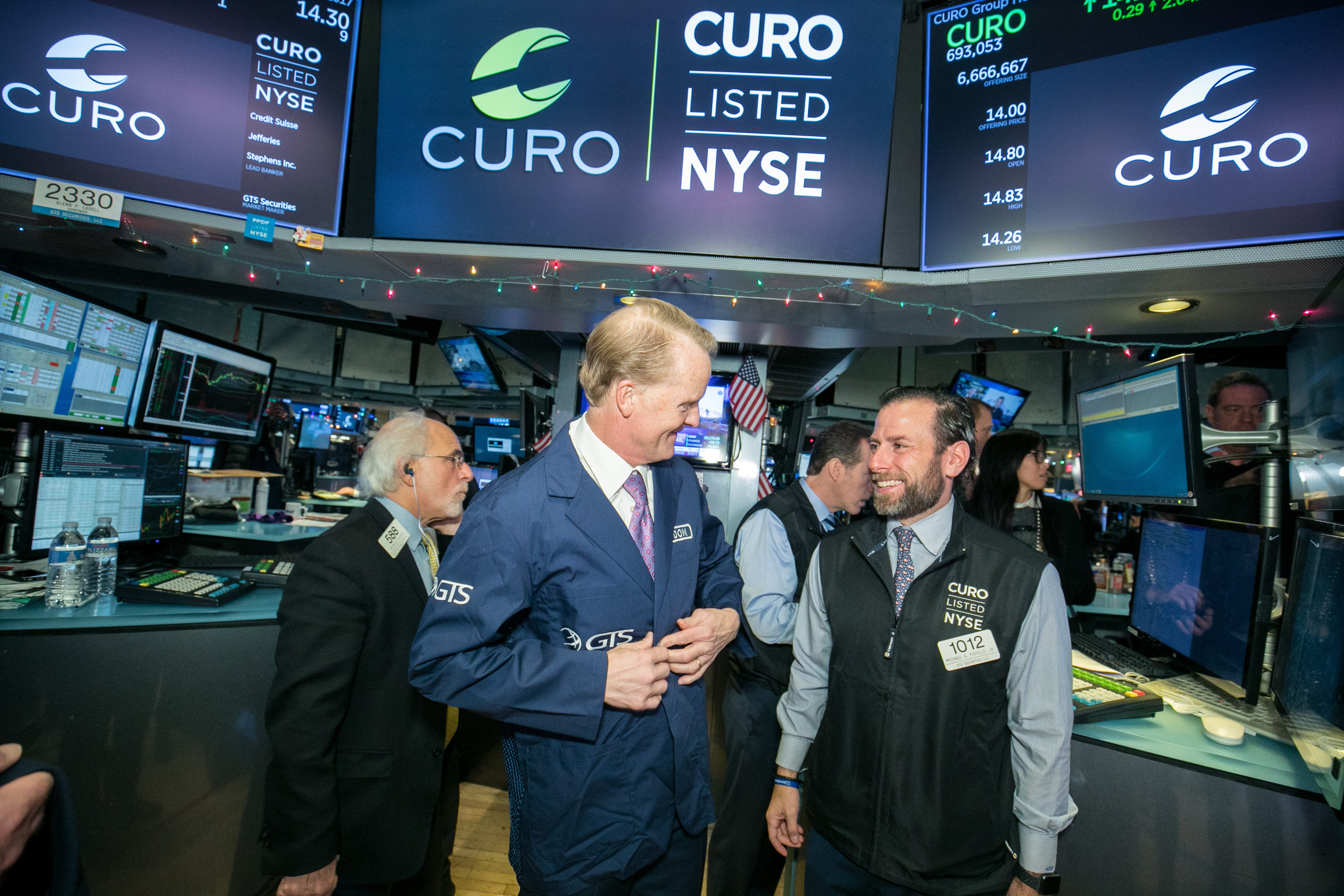 CURO Announces Participation in the Credit Suisse Financial Services Forum on Wednesday February 14th